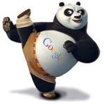 De Panda van Google.