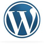 het logo van WordPress