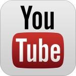 het logo van YouTube