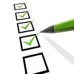 Een checklist voor een blogpost
