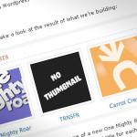 Gerelateerde berichten plugin op WordPress website