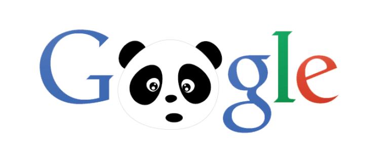 google panda header