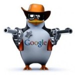 het icoon van Google Penguin