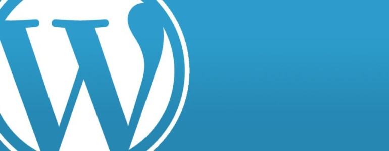 wordpress installeren header