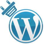 Het icoon van WordPress plugins om WordPress plugins installeren