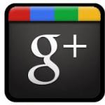 het logo van google +1