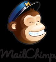 het logo van MailChimp