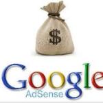 Een afbeelding met Google AdSense tips