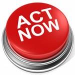 De 'magische' knop om actie te ondernemen