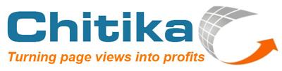 het logo van chitika