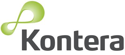 het logo van Kontera (tekst advertenties)