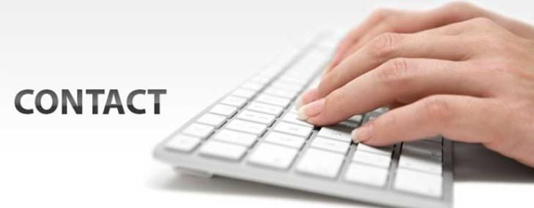 wordpress contact formulier maken header