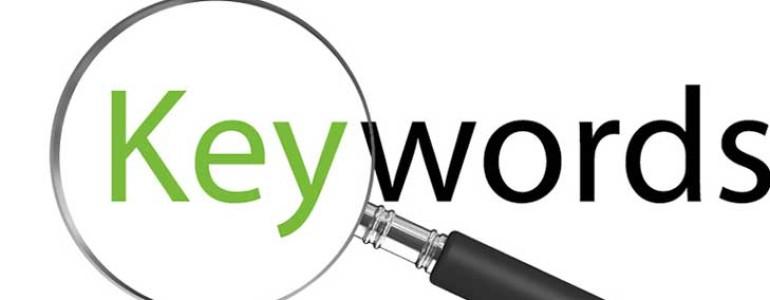 keywords header