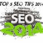 SEO tips die in 2014 van levensbelang zijn.