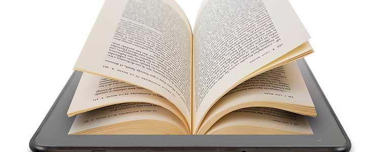 ebook schrijven header