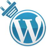 Het WordPress logo met plugins
