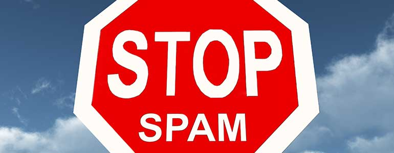 spam wordpress reacties