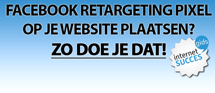 facebook-retargeting-pixel-op-website