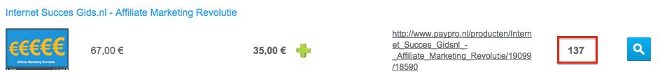 De PayPro score van de Affiliate Marketing Revolutie