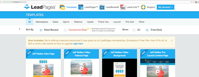 LeadPages videoreview