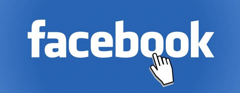 Facebook header logo