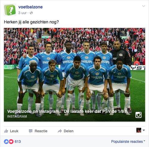 reacties uitlokken op Facebook
