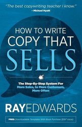 ebook cover how to write copy that sells van ray edwards