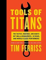 tools of titans boekcover