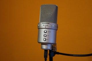 podcast beginnen microfoon