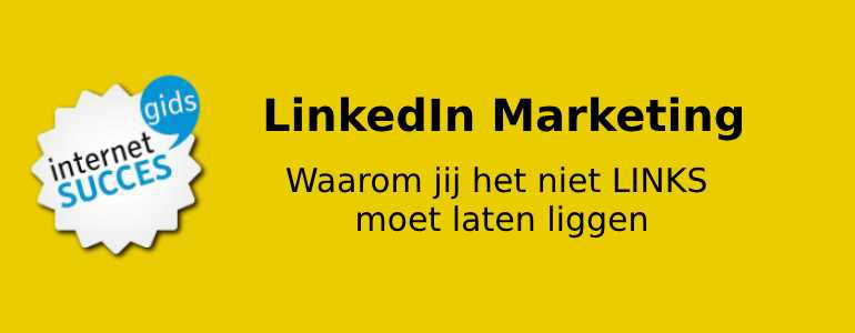 linkedin marketing header