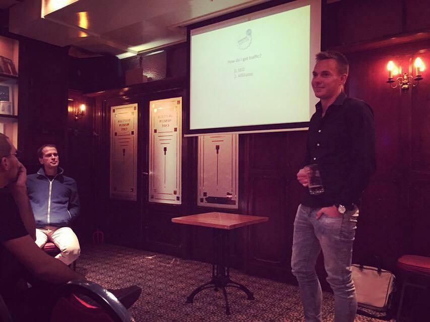 spreken in Amsterdam over de 4 urige werkweek